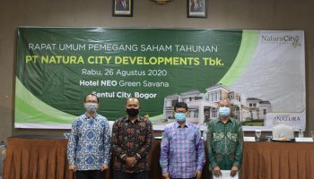 Annual General Meeting of Shareholders of PT Natura City Developments Tbk (CITY)